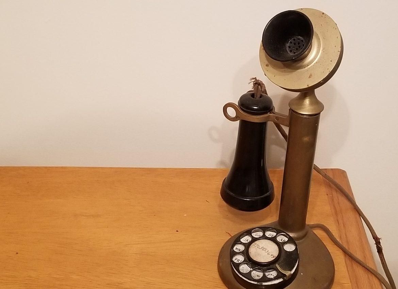 1920s Rotary Phone